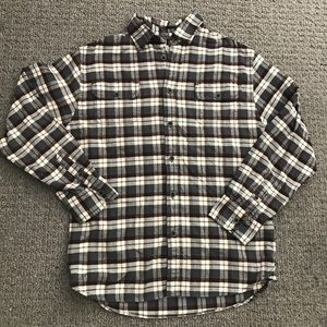 Men's Jachs Button Up Flannel Shirt